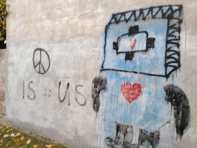 street-art in hilpoltstein