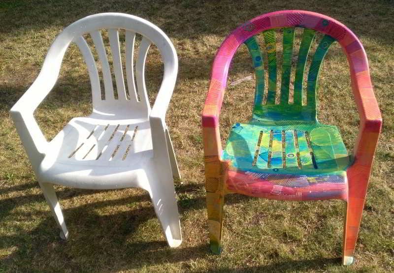 DAS ist bunt -take a seat