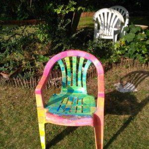 DAS ist bunt - take a seat